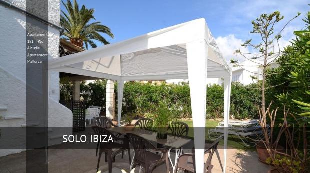 Apartamentos 181 Pto Alcudia Apartament Mallorca booking