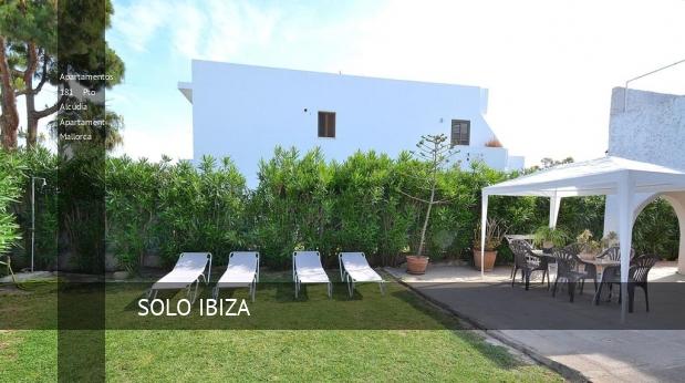 Apartamentos 181 Pto Alcudia Apartament Mallorca opiniones