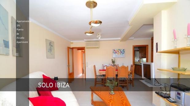Apartamentos 191 Puerto de Alcudia Apartment booking