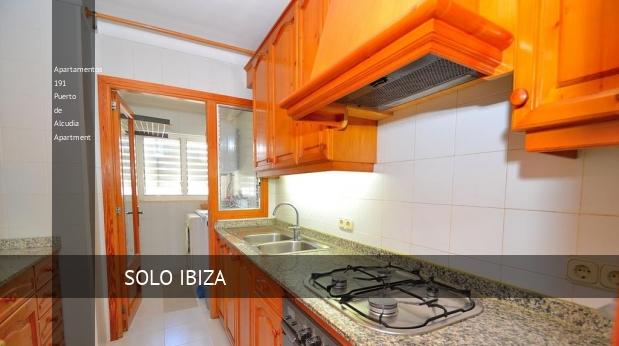 Apartamentos 191 Puerto de Alcudia Apartment reverva
