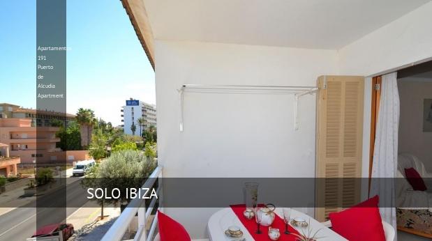 191 Puerto de Alcudia Apartment