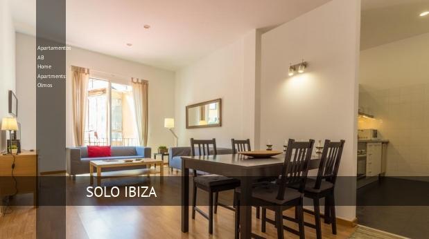 Apartamentos AB Home Apartments: Olmos opiniones