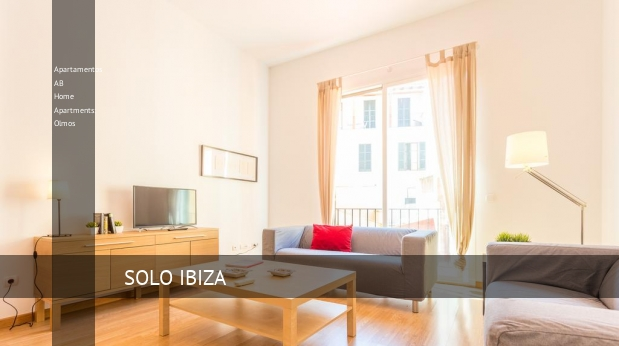 AB Home Apartments: Olmos