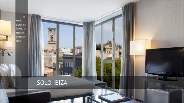 Hotel AC Hotel Ciutat de Palma, a Marriott Lifestyle Hotel
