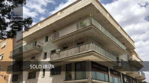 Apartamentos Apartamento El Arenal Palma