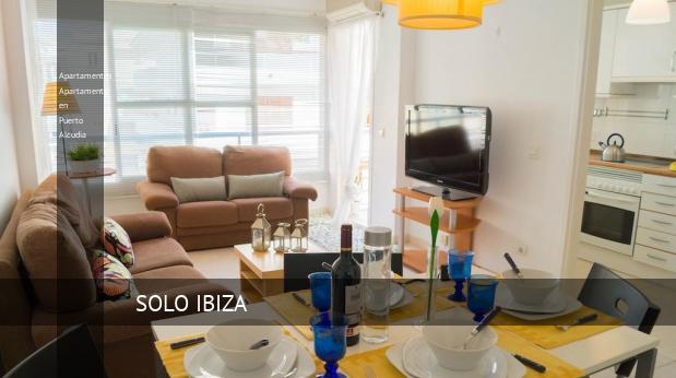 Apartamentos Apartamento en Puerto Alcudia