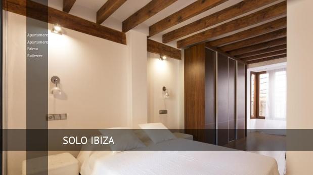 Apartamentos Apartamento Palma Ballester booking