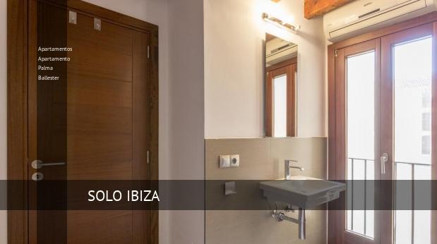 Apartamentos Apartamento Palma Ballester opiniones
