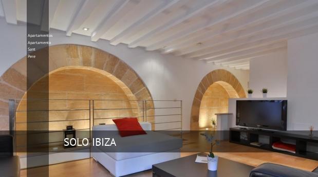 Apartamentos Apartamento Sant Pere booking