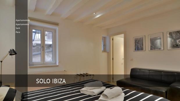 Apartamentos Apartamento Sant Pere opiniones