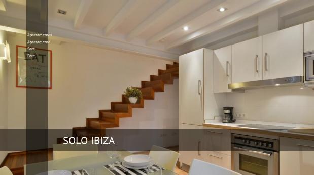 Apartamentos Apartamento Sant Pere reverva
