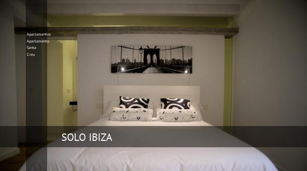 Apartamentos Apartamento Santa Creu booking