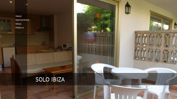 Hostal Apartamentos Helios Mallorca barato