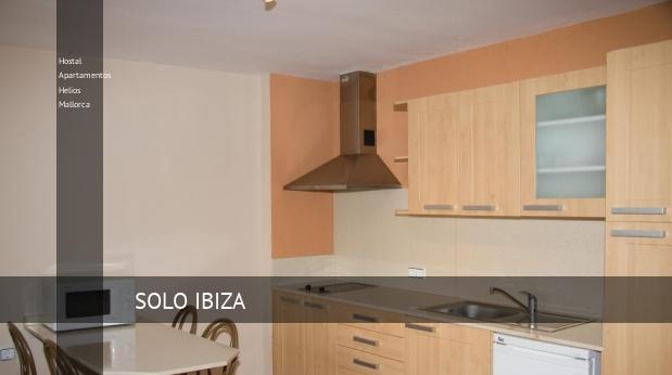Hostal Apartamentos Helios Mallorca baratos