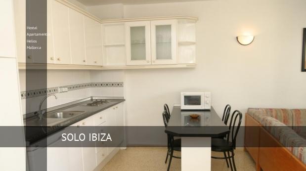 Hostal Apartamentos Helios Mallorca opiniones