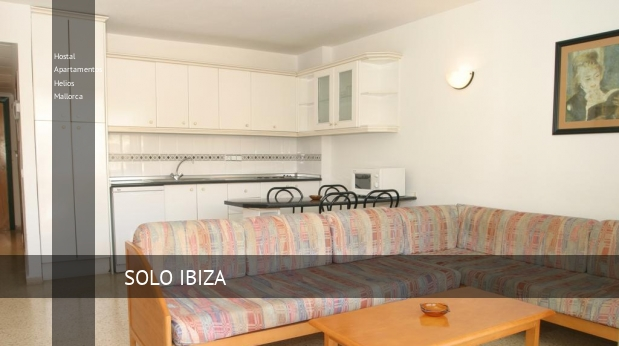 Hostal Apartamentos Helios Mallorca reservas