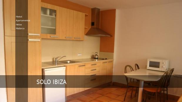 Hostal Apartamentos Helios Mallorca reverva