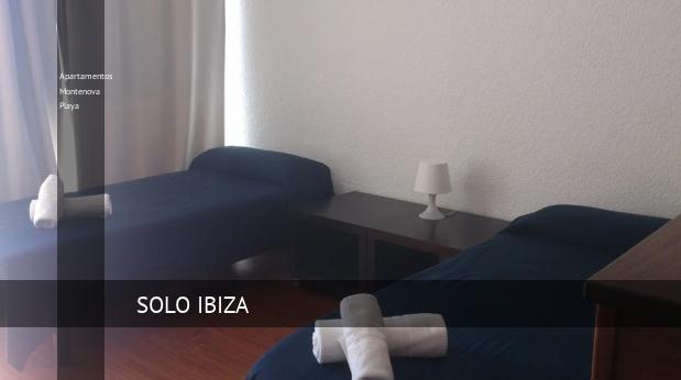Apartamentos Montenova Playa booking