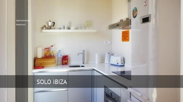 Apartamentos Montmari booking