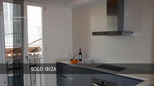 Apartamentos Montmari reservas