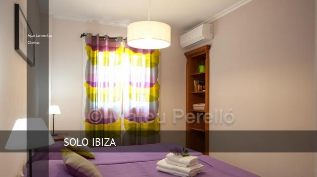 Apartamentos Obelisc reverva