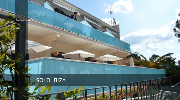 Apartamentos Petit Blau booking