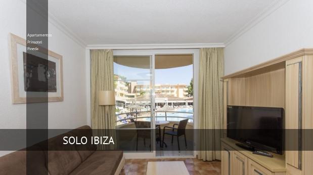 Apartamentos Prinsotel Pineda booking