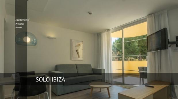 Apartamentos Prinsotel Pineda oferta