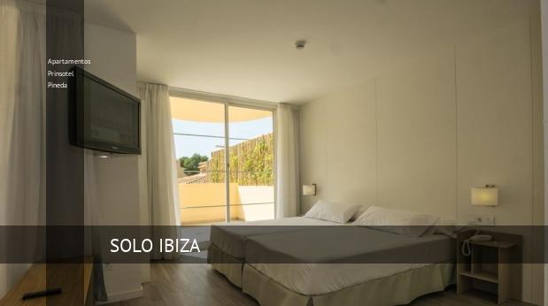 Apartamentos Prinsotel Pineda ofertas