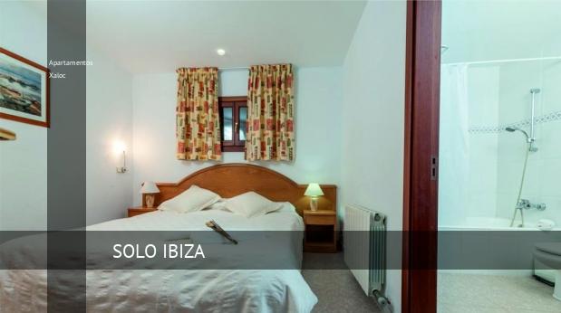 Apartamentos Xaloc booking