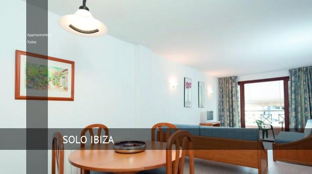 Apartamentos Xaloc oferta