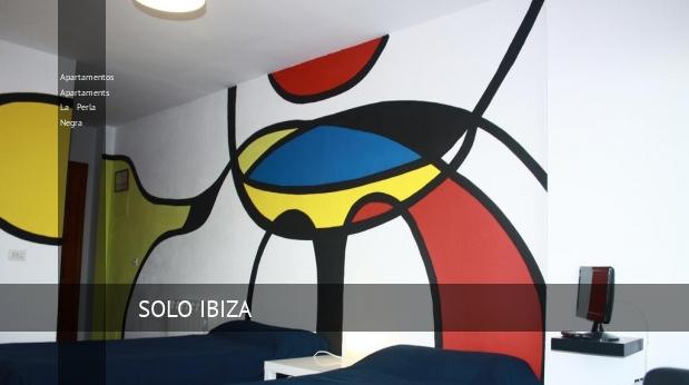 Apartamentos Apartaments La Perla Negra booking