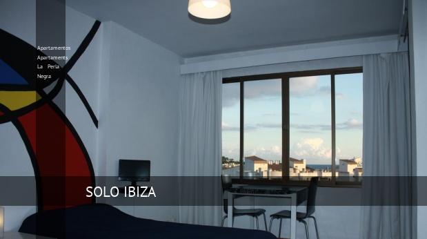 Apartamentos Apartaments La Perla Negra opiniones