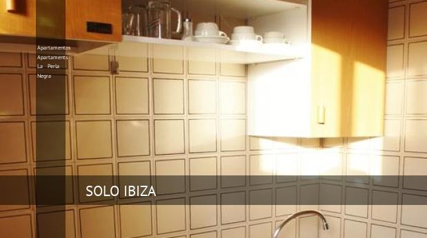 Apartamentos Apartaments La Perla Negra reverva