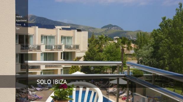 Hostal Aparthotel Duva & Spa booking