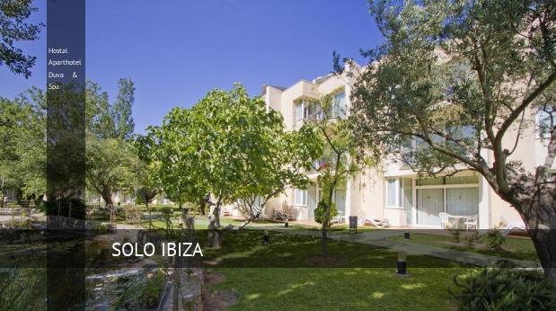 Hostal Aparthotel Duva & Spa reservas