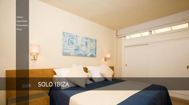 Hostal Aparthotel Fontanellas Playa barato