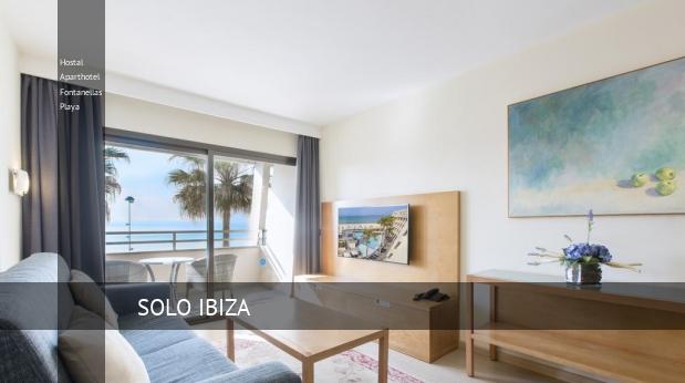 Hostal Aparthotel Fontanellas Playa baratos