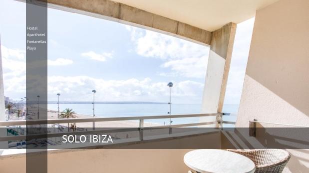 Hostal Aparthotel Fontanellas Playa book