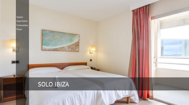 Hostal Aparthotel Fontanellas Playa booking