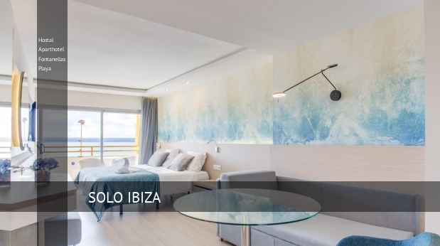 Hostal Aparthotel Fontanellas Playa consejos