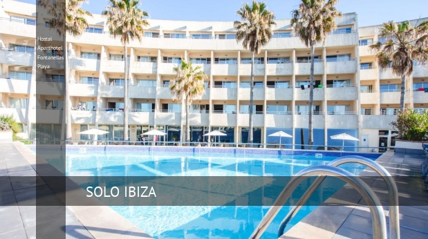 Hostal Aparthotel Fontanellas Playa Mallorca