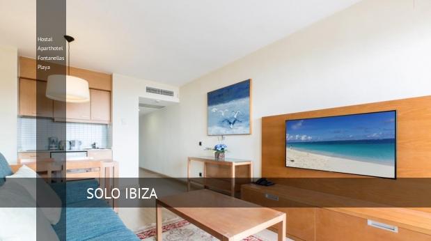 Hostal Aparthotel Fontanellas Playa oferta