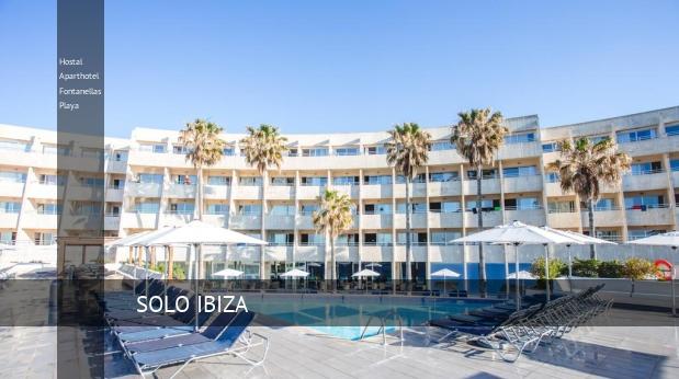 Hostal Aparthotel Fontanellas Playa ofertas