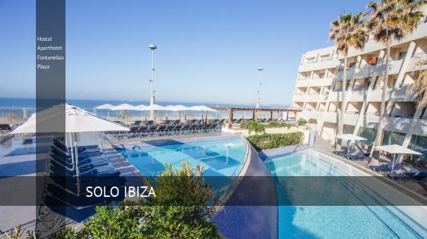 Hostal Aparthotel Fontanellas Playa Playa de Palma