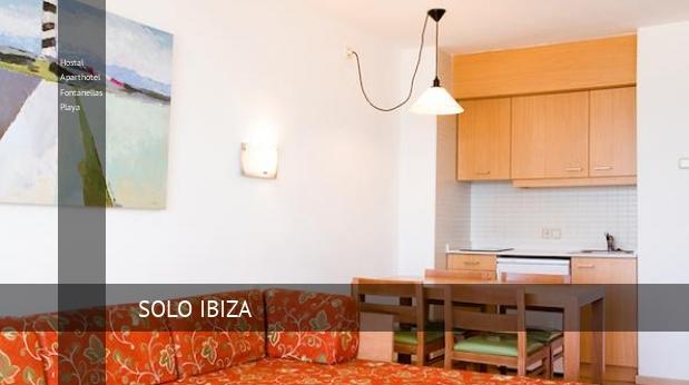 Hostal Aparthotel Fontanellas Playa reverva