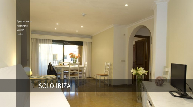 Apartamentos Aparthotel Galeón Suites oferta