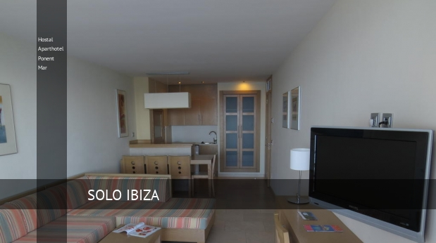 Hostal Aparthotel Ponent Mar ofertas