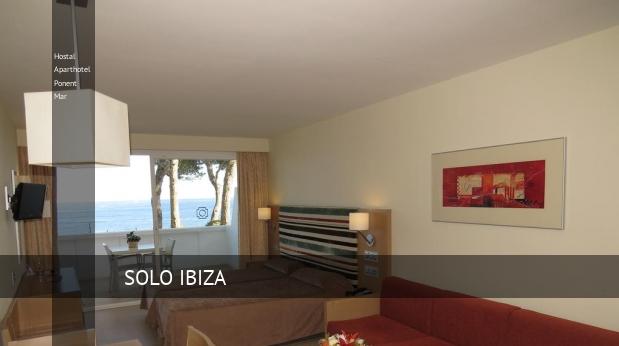 Hostal Aparthotel Ponent Mar reservas