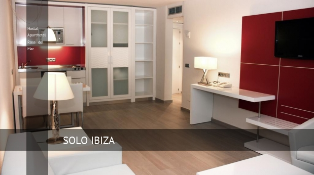 Hostal Aparthotel Rosa del Mar booking